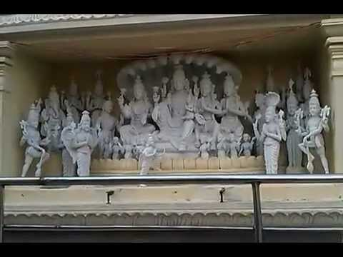 at yadagiri gutta in lotus temple