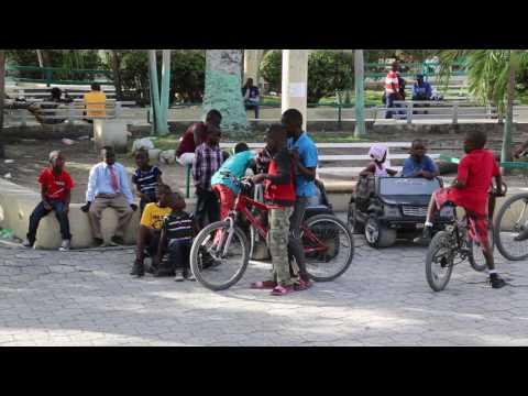 Haiti Les Cayes Centre ville / Haiti Les Cayes City center