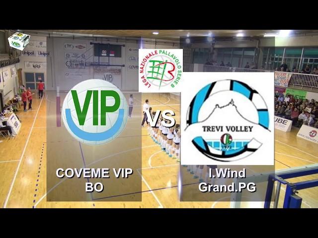4°SERIE B1F GIRONE C 4° COVEME S.LAZZARO VIP BO L.WIND-GRANFRUTTATO PG