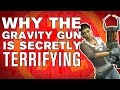 The SCIENCE! Behind Half-Life's Gravity Gun