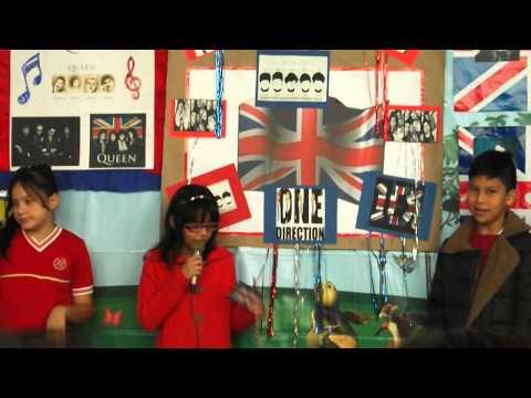 Cultural shows United Kingdom - LP