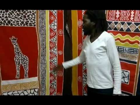 Nabaki Namibia ... Hand Crafted African Batiks and Art