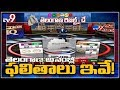 Telangana Election Results 2018: TV9 Rajinikanth Analysis