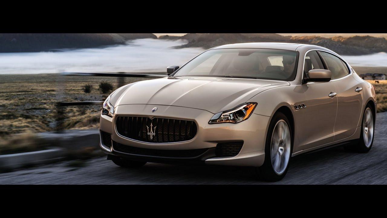 Maserati Quattroporte GTS (2016) Driven - The True First ...