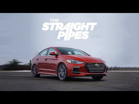 2017 Hyundai Elantra Sport Review - Amazing Value