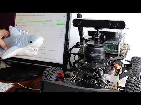 Scanse Sweep LIDAR - Jetson Development Kit