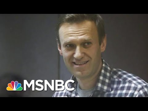 Biden Administration Expected To Impose Sanctions On Russia For Navalny Poisoning   MTP Daily