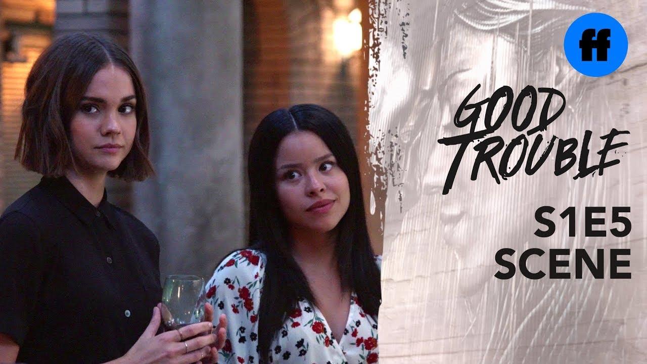 Download Good Trouble Season 1, Episode 5   Are Moms Drunk?   Freeform