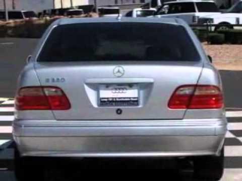 2001 Mercedes Benz E Class E320 4dr Sdn 3.2L Sedan   Phoenix, AZ