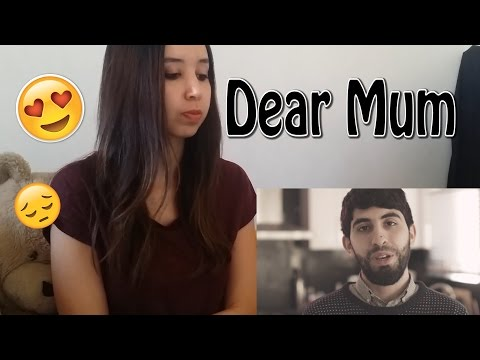 #DearMum - Spoken Word _ REACTION