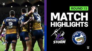 Eels v Storm | Round 15 2020 | Telstra Premiership | NRL