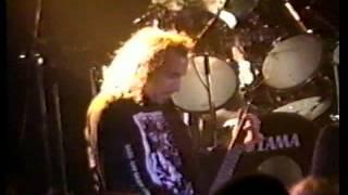Cannibal Corpse 1992 11 27 Detroit