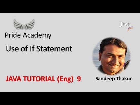 Use of If Statement Explanation in Flowchart in Java Eng Pride Academy