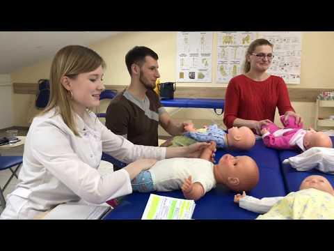 Курсы детского массажа в Школе Мастеров