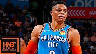 Oklahoma City Thunder vs Indiana Pacers Full Game Highlights | March 27, 2018-19 NBA Season