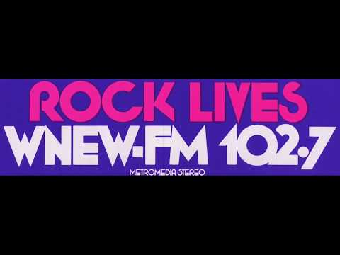 WNEW-FM 102.7 New York - Pete Fornatale - June 1976