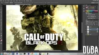 Black Ops 2 | Cover Speed Art