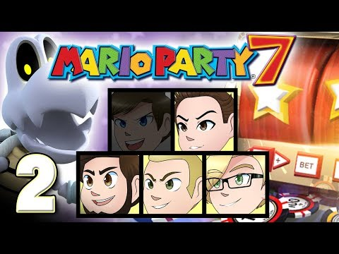 Mario Party 7: I LOVE MY FRIENDS - EPISODE 2 - Friends Without Benefits
