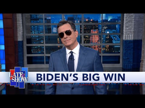 Joe Biden's Big