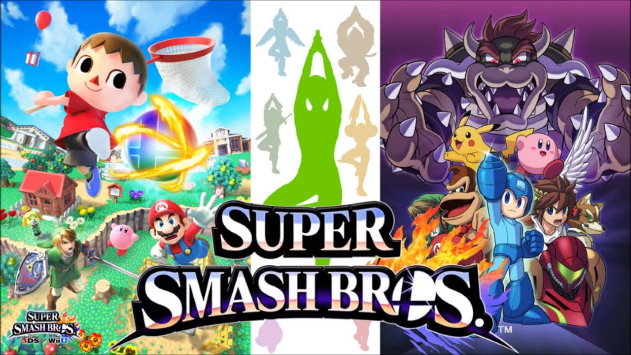 Mewkwota Super Smash Bros 4: Super Smash Bros. 4 Theme