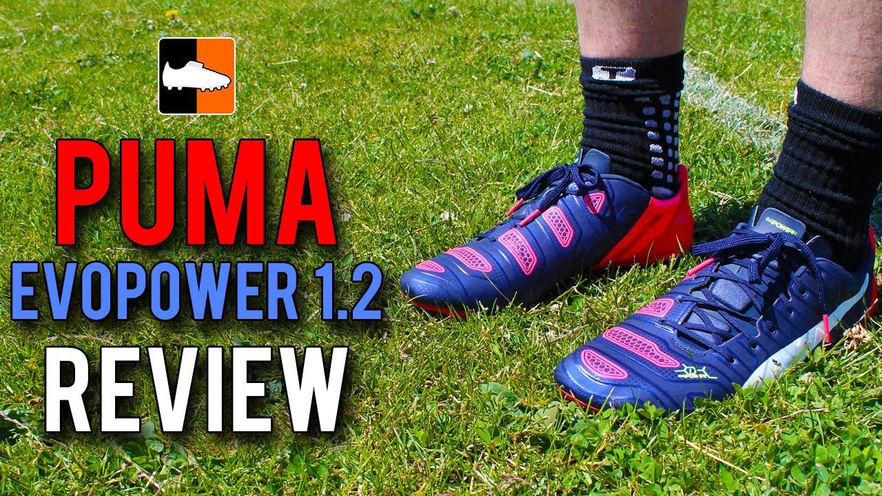 PUMA evoPOWER 1.2 Review - Cesc