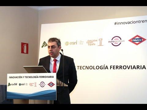 Carlos Rodriguez, Head Of Engineering Department, CTO de Metro de Madrid