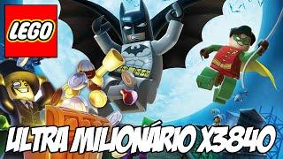 Lego Batman 3 - ULTRA MILIONÁRIO X3840