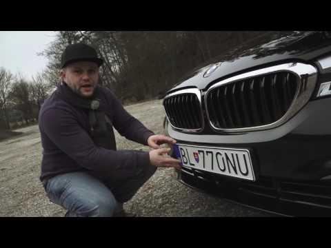 Motoring 15.4.2017: BMW 540i xDrive, novinky Mercedes-Benz a Kia Picanto