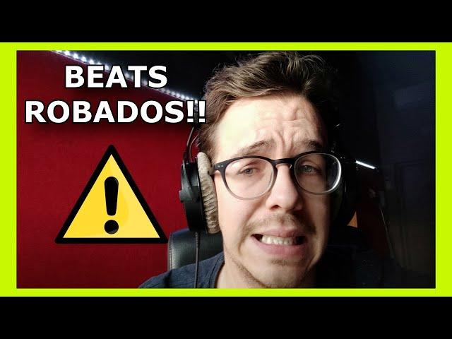 ROBARON MIS BEATS! QUÉ HAGO AHORA!? | Consultorio Beatmaker