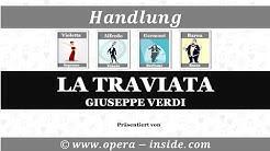 LA TRAVIATA von Giuseppe Verdi – die Handlung in 4 Minuten