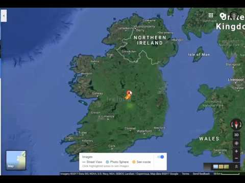 Ireland provinces and capitals country of Ireland