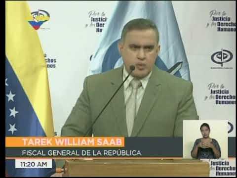 """Fiscal Saab sobre Diego Salazar Carreño, Nervis Villalobos y """"buque fantasma"""" en Pdvsa"""