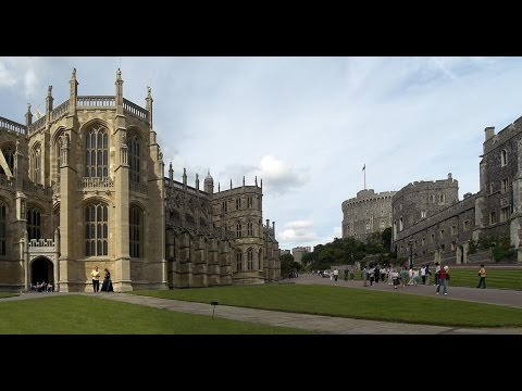 Windsor Castle Royal residence in England | Windsor Castle Travel Videos Guide