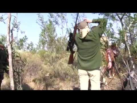 The Shooting Show - Red hartebeest and CZ 557