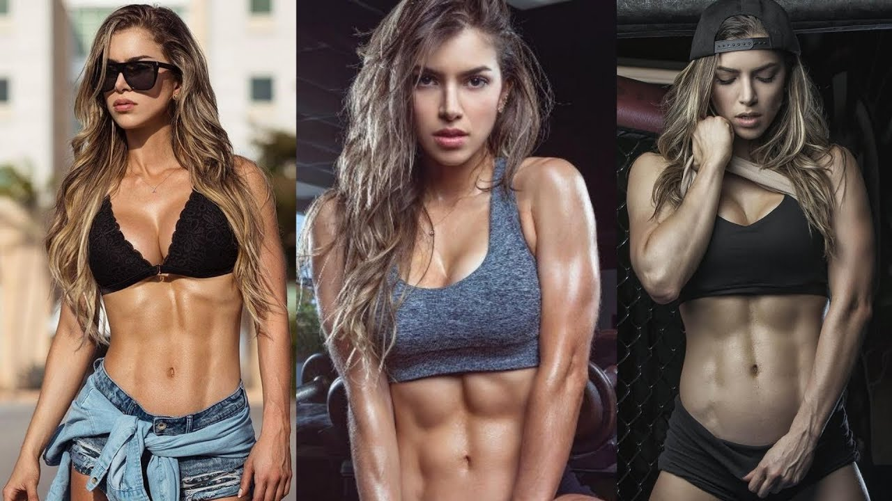 Anllela Sagra Workout Motivation || Female Fitness Model || FITNESS INFORMER ||