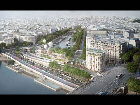 SO IL wins Reinventer La Seine competition