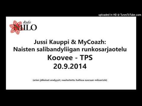 Radio N1ILO: Koovee - TPS 20.9.14, eräanalyysit