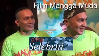 """Pasangan Latah, Gary Iskak dan Pasha Van Krab, di Film """"Mangga Muda"""" Bikin Orang Terhibur"""