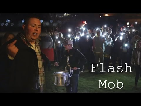 Official Christmas Caroling FLASH MOB