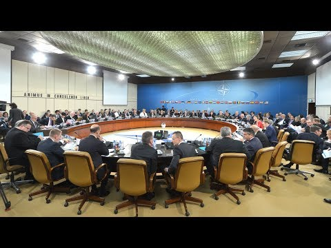 NATO Secretary General - North Atlantic Council at Foreign Ministers Meeting, 5 DEC 2017