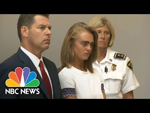 Michelle Carter Gets 2 And 1/2-Year Sentence In Texting Suicide Case | NBC News
