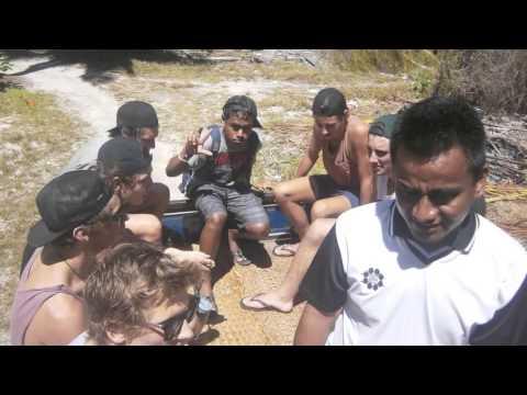 Kiribati cross-cultural trip 2013