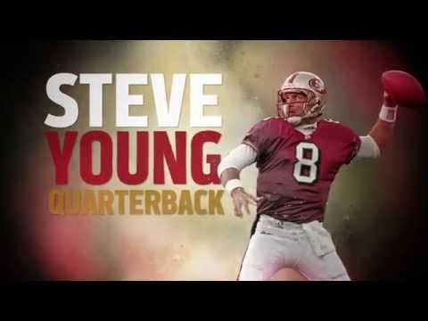 Steve Young: The Best Left-Handed QB | Career Highlights Feature | NFL