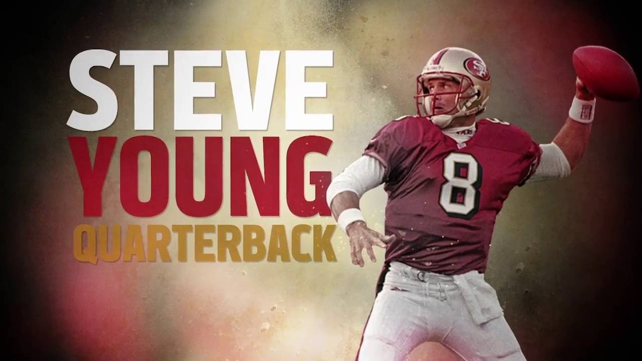 f73e873921f Steve Young  The Best Left-Handed QB