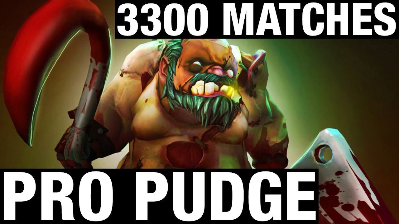 pro pudge 3300 matches levkan dota 2 youtube