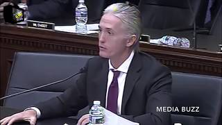 Trey Gowdy Trys to Stay Calm While Impeaching IRS Commissioner