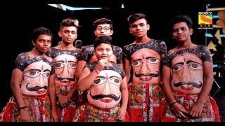 India Ke Mast Kalandar - FACE DANCE TEAM - Behind The Scenes