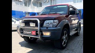 АВТОПАРК Toyota Land Cruiser 90 2000 года (код товара 21695)