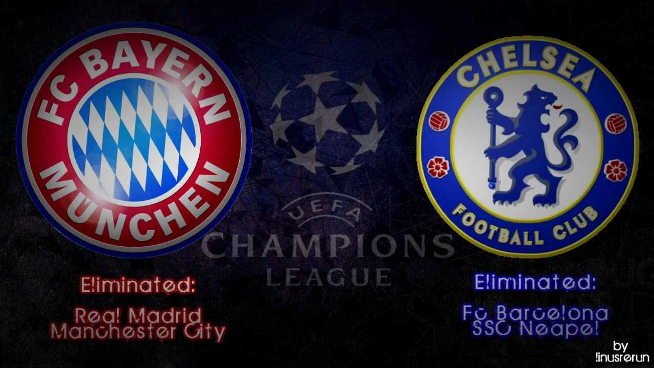 Image Result For Chelsea Vs Bayern