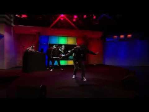 "Omarion Performs  ""Ice Box"" on KTLA Morning News"